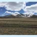 The mountain Akdym